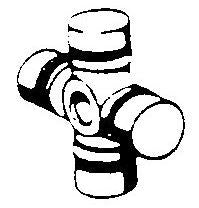 223-022 UNIVERSAL JOINT - CROSS