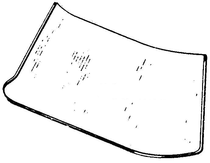 239-001 WINDSHIELD