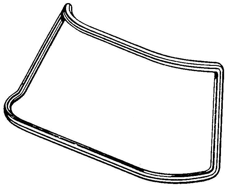 239-002 WINDSHIELD SEAL