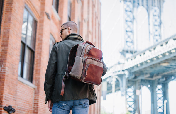 Product Feature: The Mason Backpack