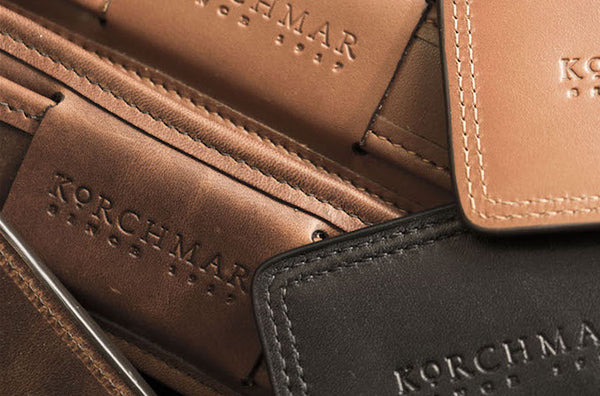 The Korchmar Leather Care Guide