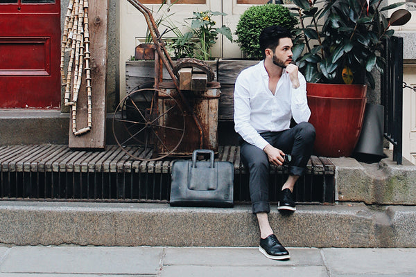 Spotted: Korchmar Bags, from NYC to Southern California