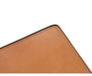 Tan Hover Leather mouse pad