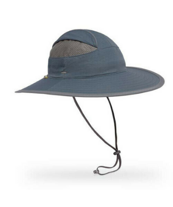 SUN COMPASS HAT L MINERAL/GRAY