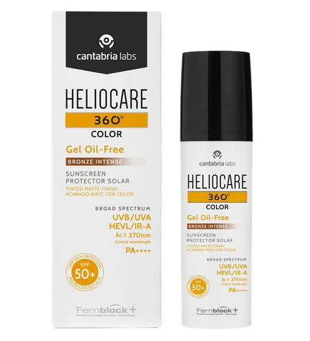 CAN HELIOCARE 360 OIL F BRONZE