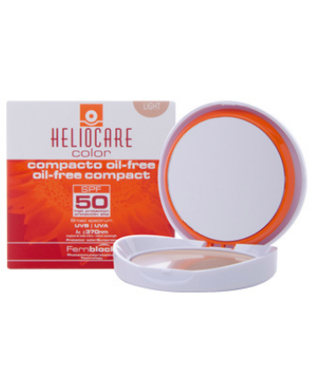 CAN HELIOCARE COMPAC OIL FREE LIGHT
