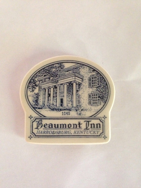 Beaumont Inn magnet