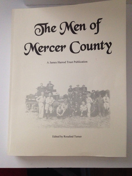 Men of Mercer County, a James Harrod Trust publication