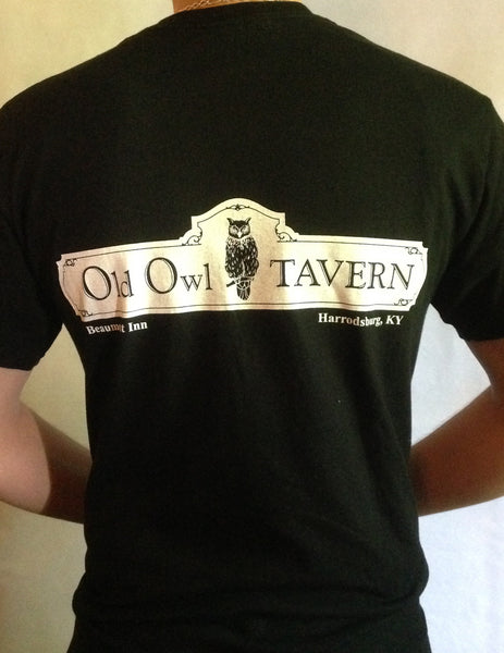 Old Owl Tavern t-shirt