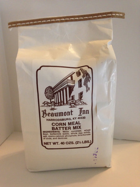 Beaumont Inn Corn Meal Mix