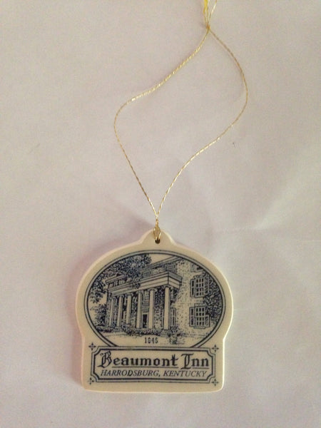 Beaumont Inn ornament