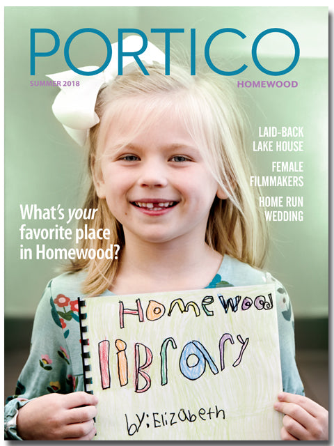 Portico Homewood Summer 2018 - Single Issue