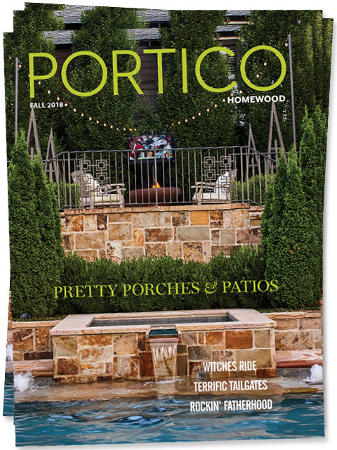Portico Homewood Fall 2018 - Publisher's Dozen