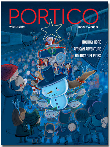 Portico Homewood Winter 2019 - Single Issue