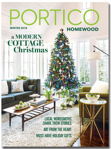 Portico Homewood Winter 2018 - Single Issue
