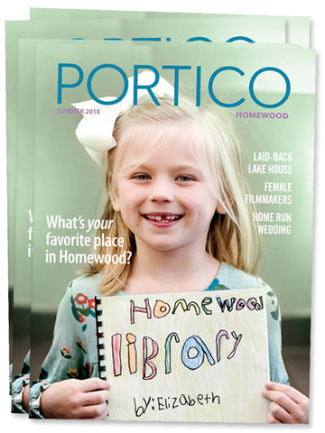 Portico Homewood Summer 2018 - Publisher's Dozen