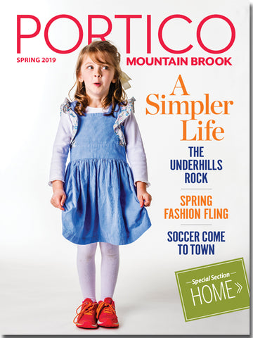 Portico Mountain Brook Spring 2019 - Single Issue