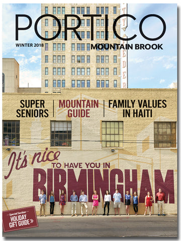 Two Year Subscription - Portico Mountain Brook