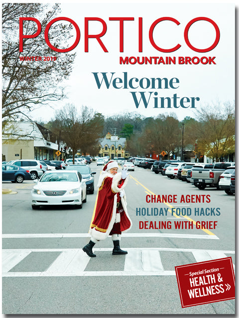 One Year Subscription - Portico Mountain Brook