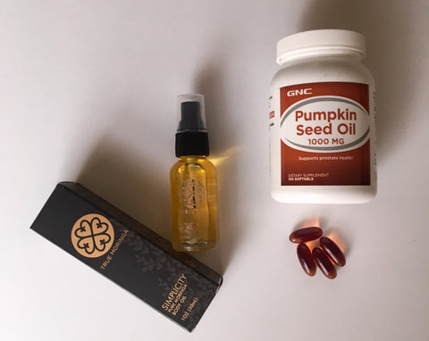 moringa oil and pumpkin seed oil nadia clean beauty experts