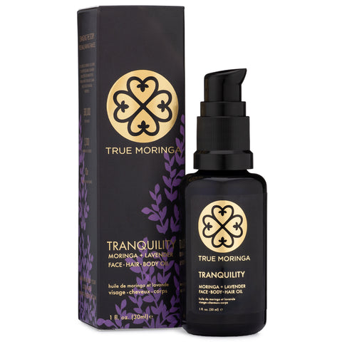 LAVENDER FACIAL OIL (1OZ/30ML) - True Moringa