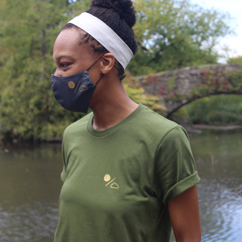 The Soft Spirited Tee - True Moringa