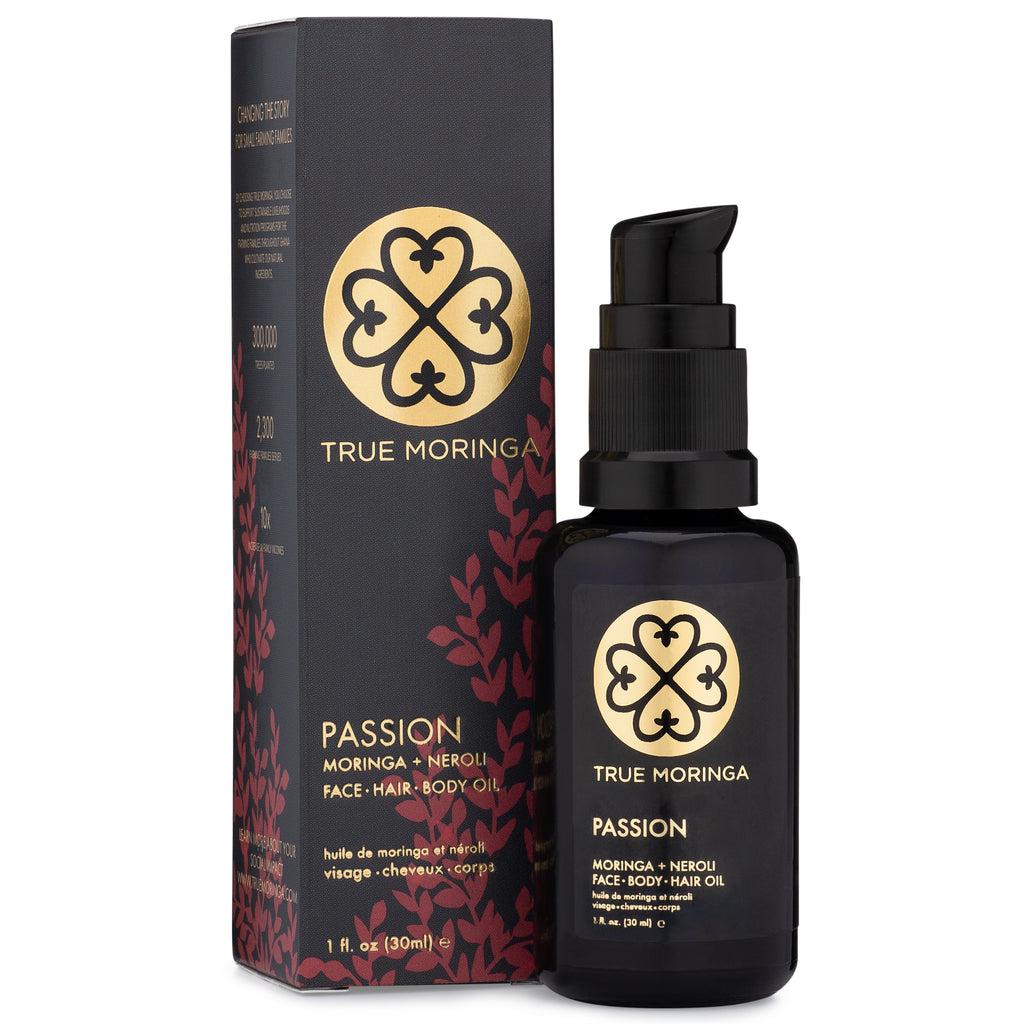 TRUE MORINGA FACE · HAIR · BODY OIL - True Moringa