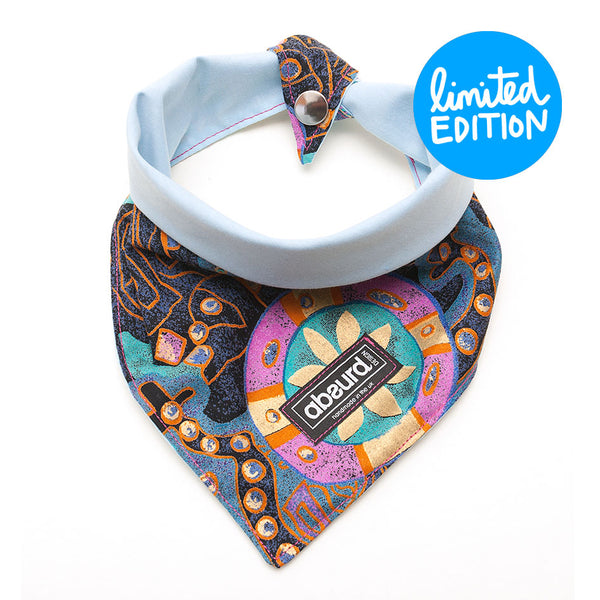 Dog Bandana: Arabian Nights