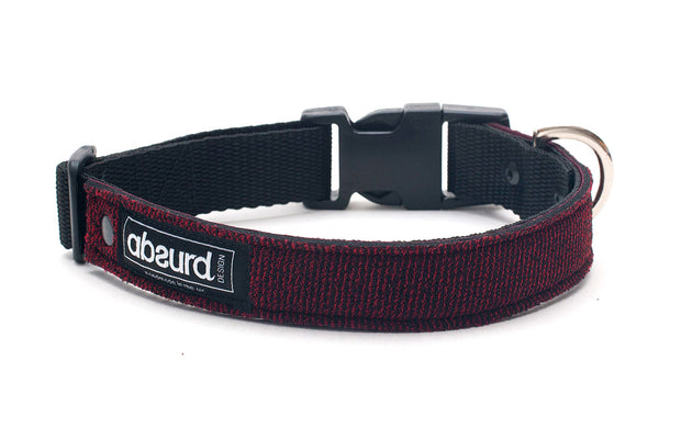 Neoprene Dog Collar: Bad Christmas Jumper