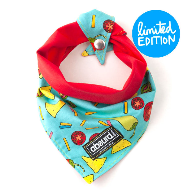 Fun Dog Bandana: Hot Stuff