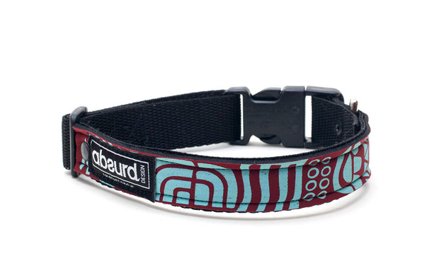 Neoprene Dog Collar: Kuzco