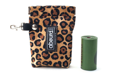 Dog Poop Bag Holder & Dog Treat Bag: WildChild
