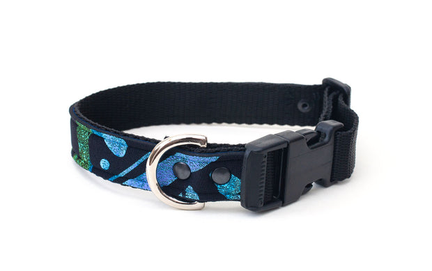 Neoprene Dog Collar: Haida Gwaii | Retro