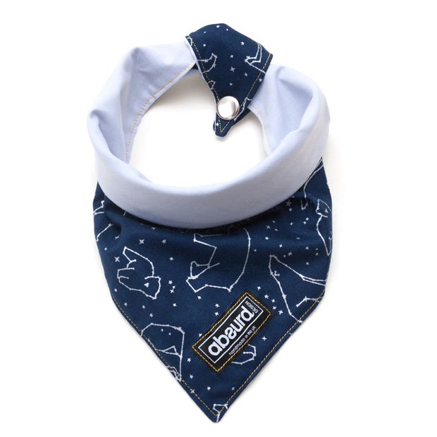 Fun Dog Bandana: Polar Star