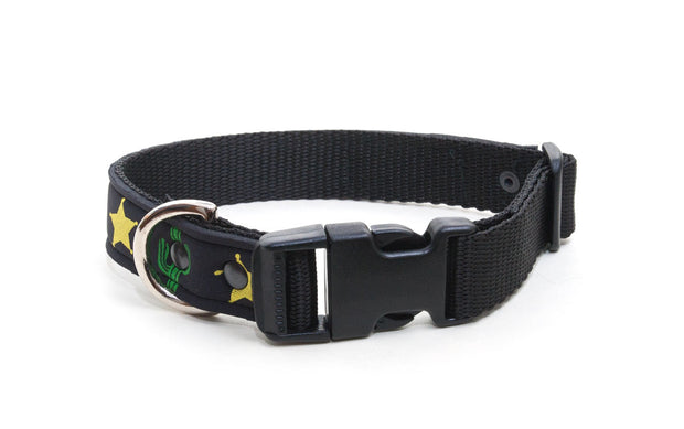 Neoprene dog collar : Deputy