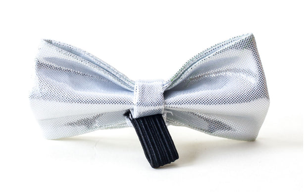 Christmas Fabric Bow : Glitter Bow