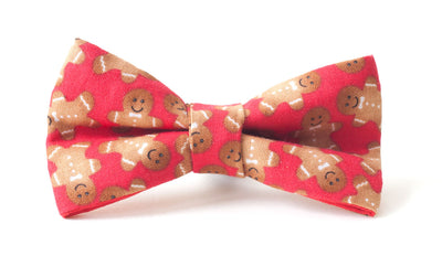 Christmas Fabric Bow : Happy Christmas