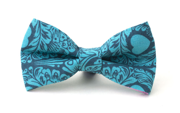 Fabric Dog Dickie Bow: LadyKiller