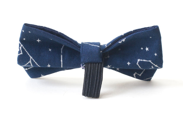 Christmas Fabric Bow : Polar Star