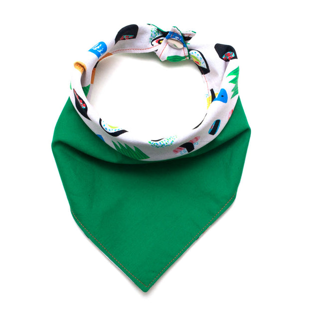 Fun Dog Bandana: Sushi Roll