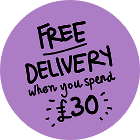 Free Delivery when you spend £50