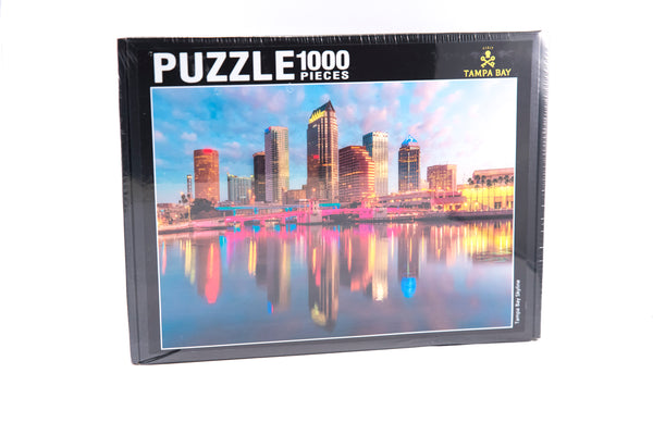 1,000-piece Tampa Puzzle