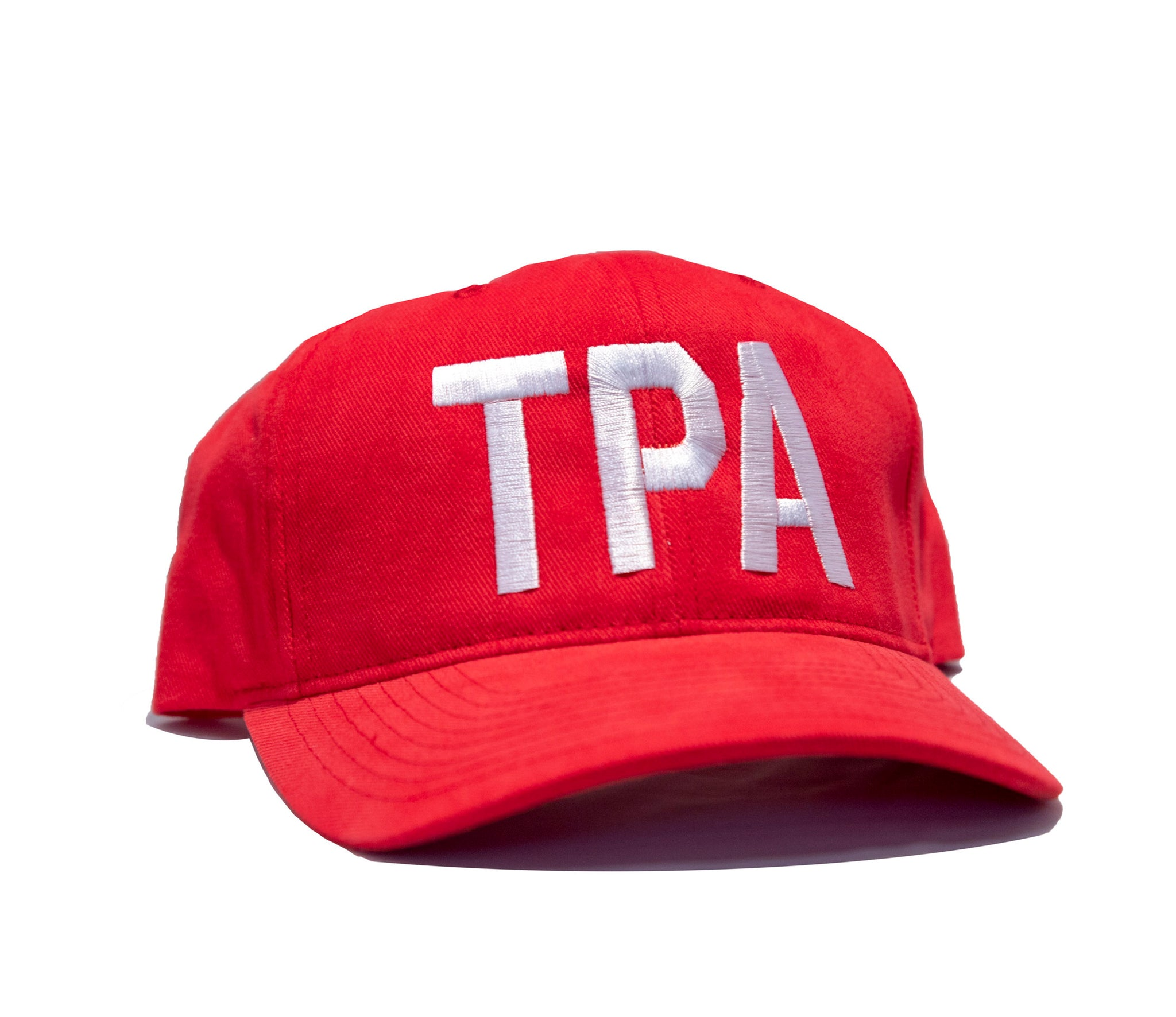 TPA Adjustable Hat - Red