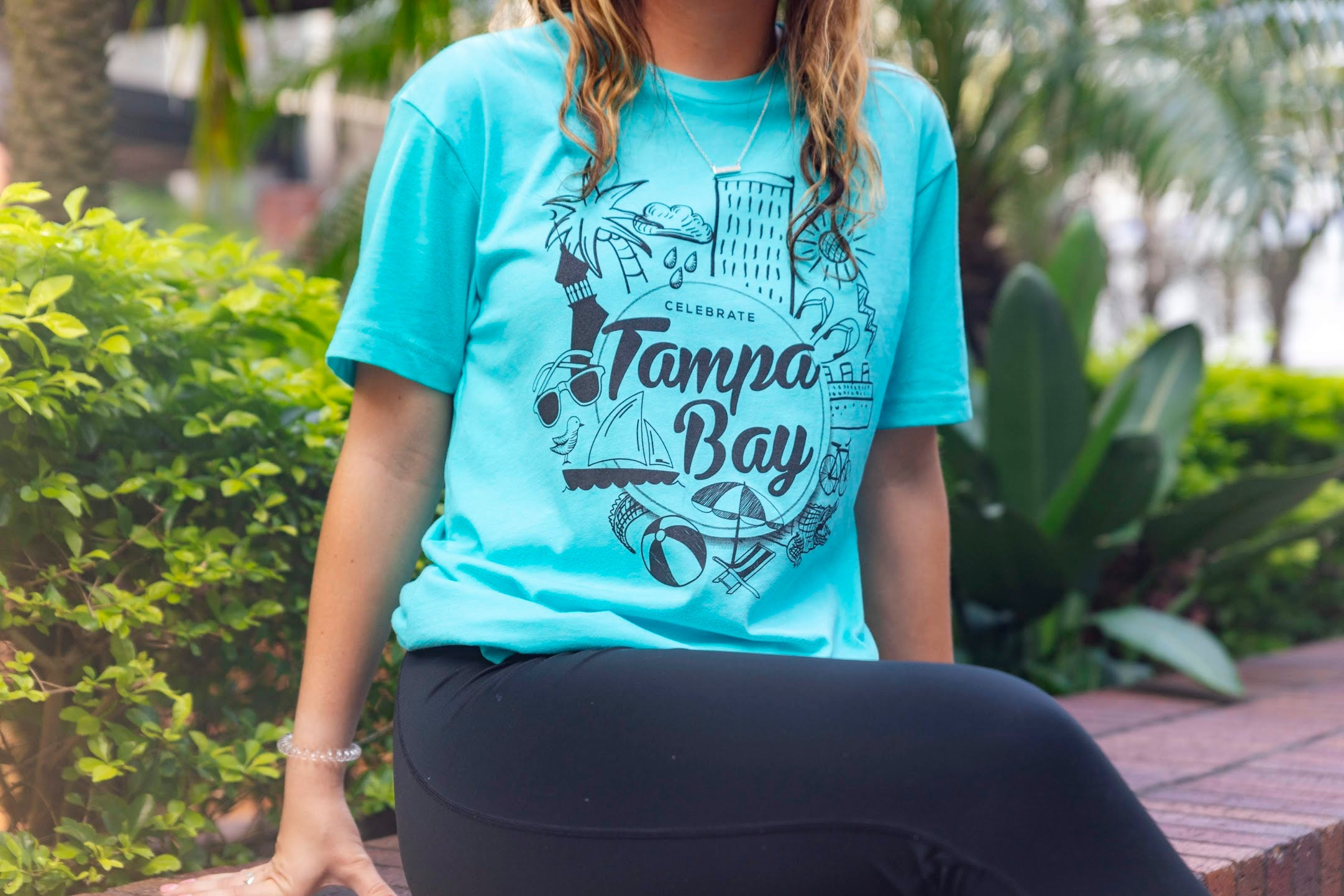 Celebrate Tampa Bay T-Shirt