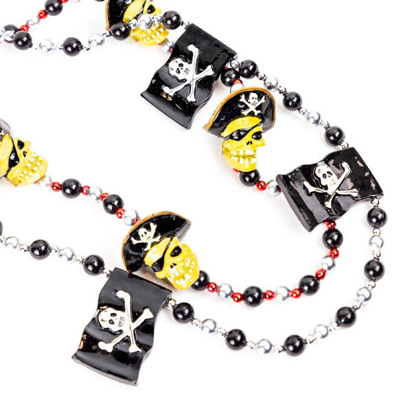Gasparilla Beads - Set of Two