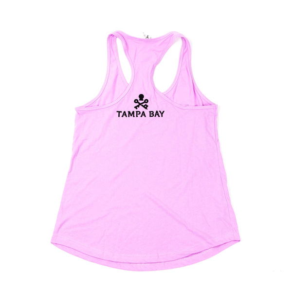 Drink Beer From Here - Women's Tank (Periwinkle)