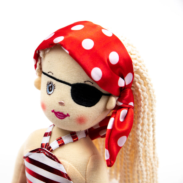 Pirate Shelly Doll
