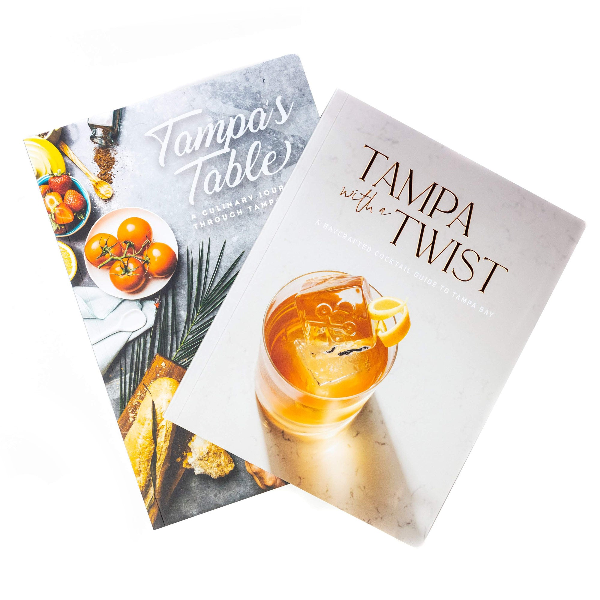 Tampa's Table & Tampa with a Twist - #TourismStrong Bundle