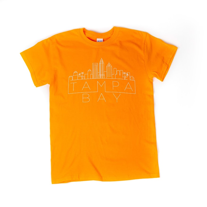 Tampa Skyline T-Shirt