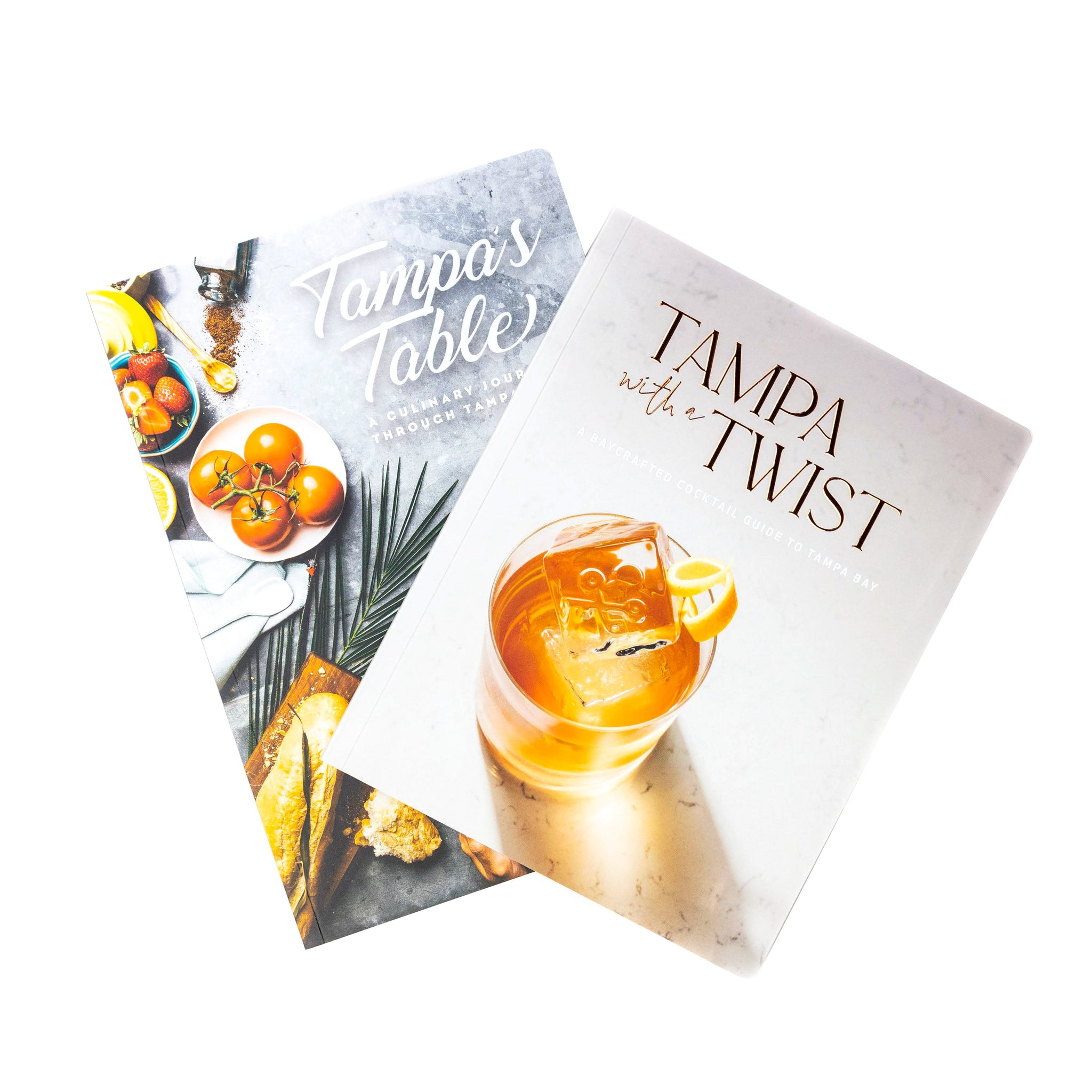 Tampa's Table & Tampa with a Twist - Exclusive Bundle